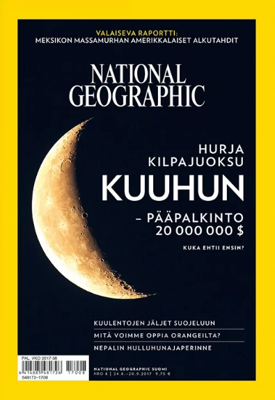 national geographic lehti