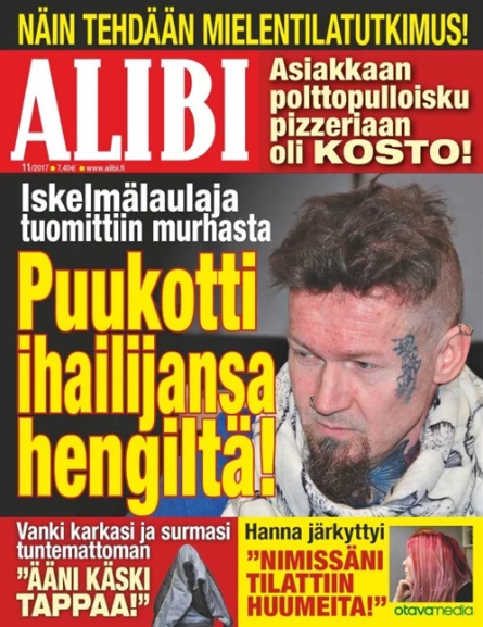 alibi lehti