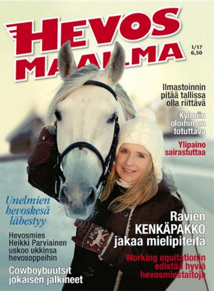 hevosmaailma lehti